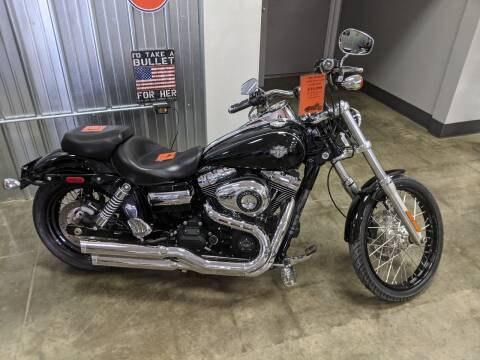 2012 Harley Davidson FXDWGI for sale at AmericAuto in Des Moines IA