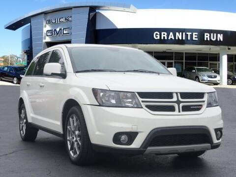 2018 Dodge Journey for sale at GRANITE RUN PRE OWNED CAR AND TRUCK OUTLET in Media PA