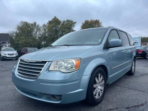 2010 Chrysler Town and Country for sale at Brownsburg Imports LLC in Indianapolis IN
