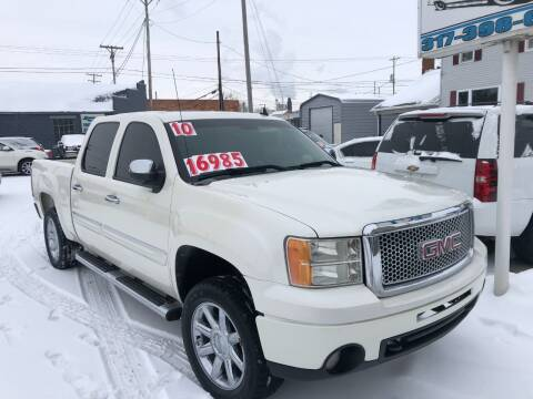 2010 GMC Sierra 1500 for sale at Kramer Motor Co INC in Shelbyville IN