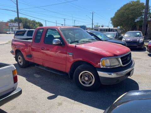 2000 Ford F-150 for sale at Race Auto Sales in San Antonio TX