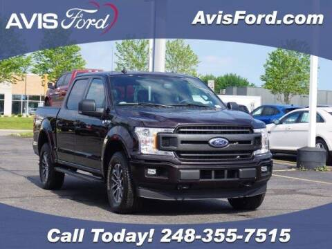 2020 Ford F-150 for sale at Work With Me Dave in Southfield MI