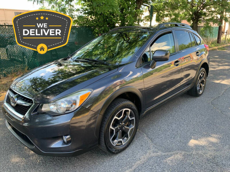 2013 Subaru XV Crosstrek for sale at Eastclusive Motors LLC in Hasbrouck Heights NJ