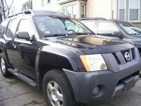 2007 Nissan Xterra for sale at Dambra Auto Sales in Providence RI
