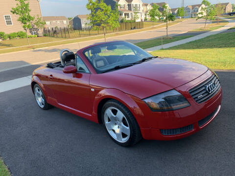 2002 Audi TT for sale at Buy A Car in Chicago IL