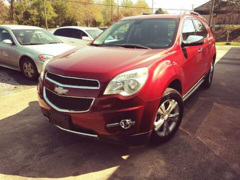 2010 Chevrolet Equinox for sale at IDEAL IMPORTS WEST in Rock Hill SC