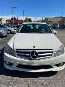 2010 Mercedes-Benz C-Class for sale at Crown Motors in Hamilton OH