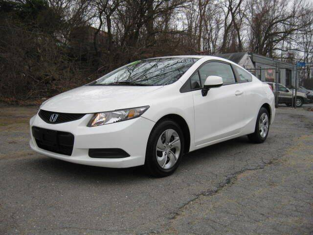 2013 Honda Civic for sale at Jareks Auto Sales in Lowell MA