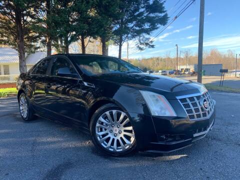 2012 Cadillac CTS for sale at Mike's Wholesale Cars in Newton NC