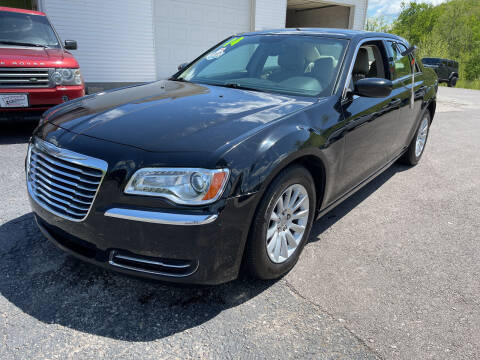 2014 Chrysler 300 for sale at PIONEER USED AUTOS & RV SALES in Lavalette WV