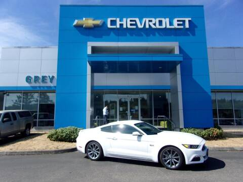 2016 Ford Mustang for sale at Grey Chevrolet, Inc. in Port Orchard WA