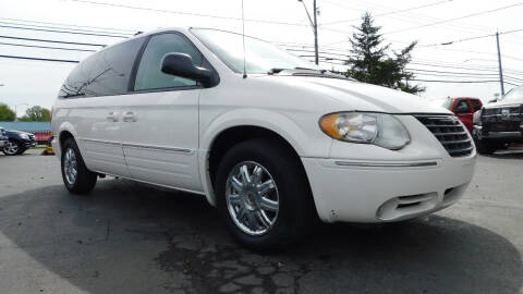 2005 Chrysler Town and Country for sale at Action Automotive Service LLC in Hudson NY