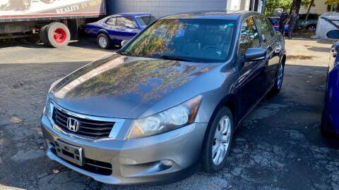 2010 Honda Accord for sale at ELITE MOTORS in West Haven CT