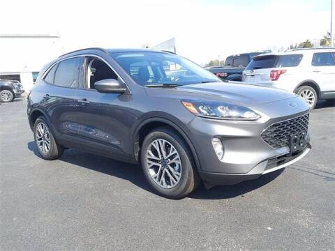 2021 Ford Escape for sale at Gentilini Motors in Woodbine NJ