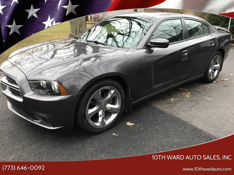 2013 Dodge Charger for sale at 10th Ward Auto Sales, Inc in Chicago IL