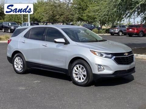 2018 Chevrolet Equinox for sale at Sands Chevrolet in Surprise AZ