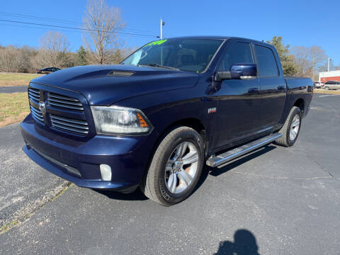 2013 RAM Ram Pickup 1500 for sale at Gary Sears Motors in Somerset KY