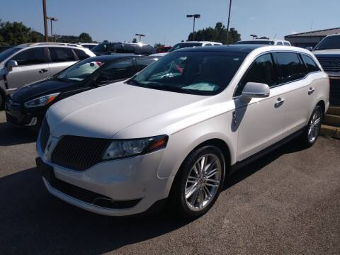 2016 Lincoln MKT for sale at Modern Motors - Thomasville INC in Thomasville NC