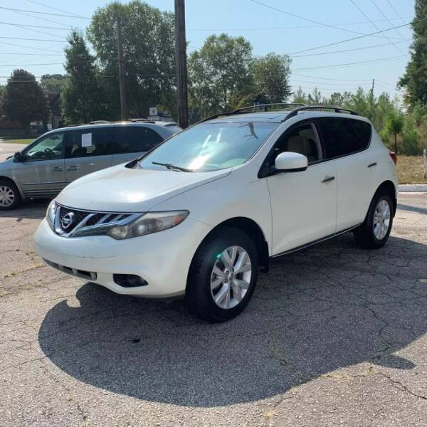 2011 Nissan Murano for sale at CARZ4YOU.com in Robertsdale AL