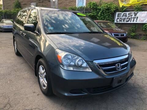 2006 Honda Odyssey for sale at James Motor Cars in Hartford CT