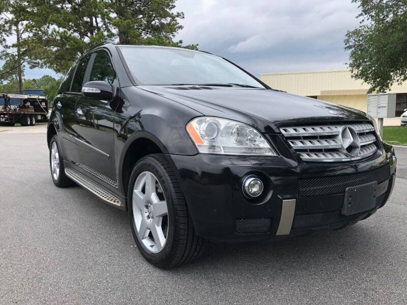 2008 Mercedes-Benz M-Class for sale at Global Auto Exchange in Longwood FL
