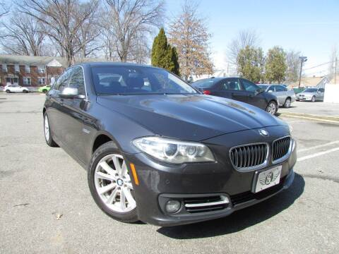 2015 BMW 5 Series for sale at K & S Motors Corp in Linden NJ
