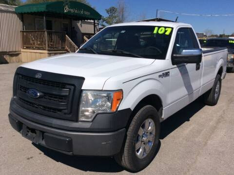 2014 Ford F-150 for sale at OASIS PARK & SELL in Spring TX
