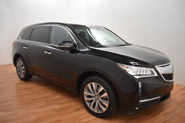 2014 Acura MDX for sale at Paris Motors Inc in Grand Rapids MI