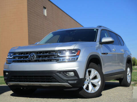 2018 Volkswagen Atlas for sale at Autohaus in Royal Oak MI