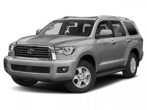 2021 Toyota Sequoia for sale at BEAMAN TOYOTA in Nashville TN