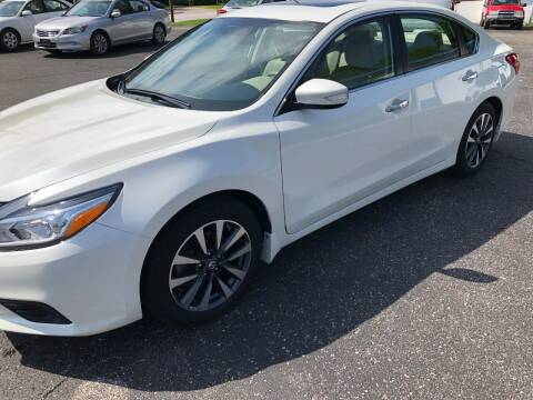 2016 Nissan Altima for sale at Teds Auto Inc in Marshall MO