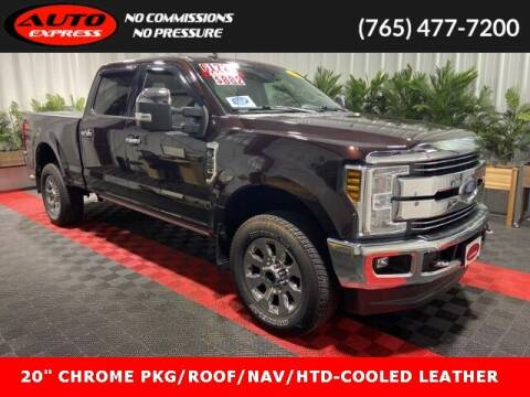 2019 Ford F-350 Super Duty for sale at Auto Express in Lafayette IN