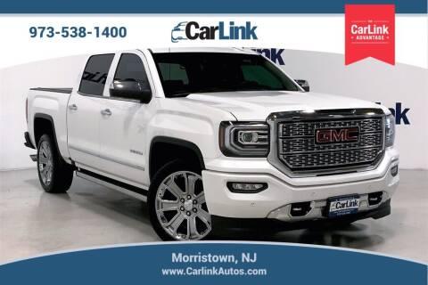 2018 GMC Sierra 1500 for sale at CarLink in Morristown NJ