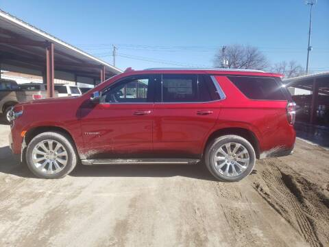 2021 Chevrolet Tahoe for sale at Faw Motor Co - Faws Garage Inc. in Arapahoe NE