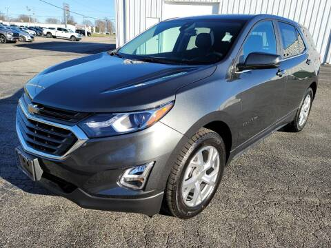 2021 Chevrolet Equinox for sale at Art Hossler Auto Plaza Inc - New GM in Canton IL