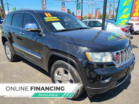 2011 Jeep Grand Cherokee for sale at Super Cars Sales Inc #1 - Super Auto Sales Inc #2 in Modesto CA