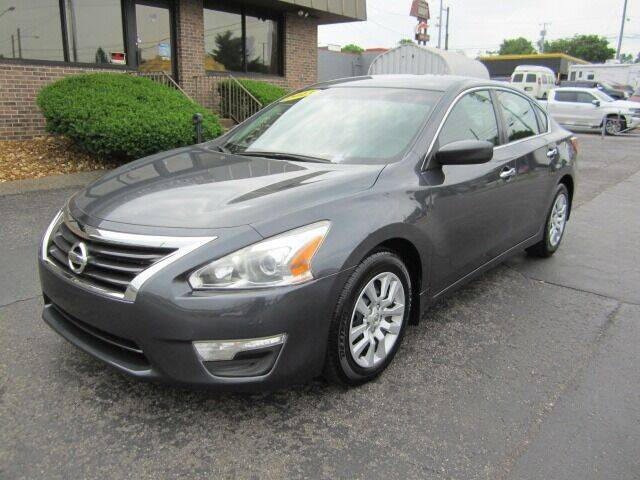 2013 Nissan Altima for sale at Jacobs Auto Sales in Nashville TN