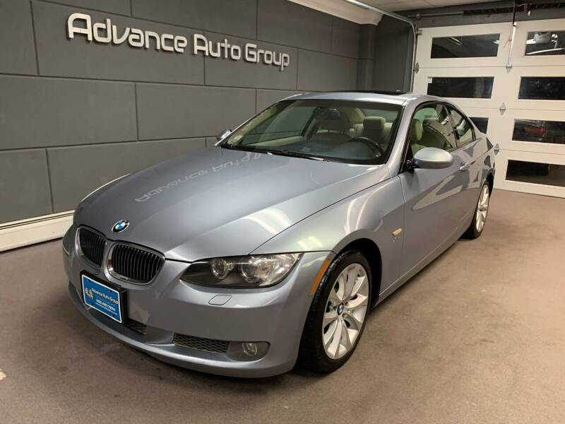 2009 BMW 3 Series for sale at Advance Auto Group, LLC in Chichester NH