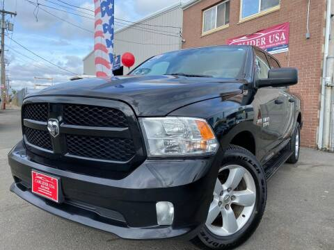 2014 RAM Ram Pickup 1500 for sale at Carlider USA in Everett MA