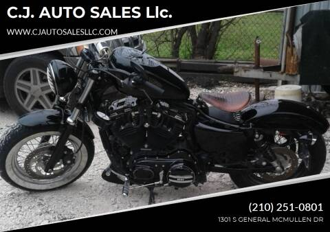 2015 Harley Davidson Xl1200 Forty Eight for sale at C.J. AUTO SALES llc. in San Antonio TX