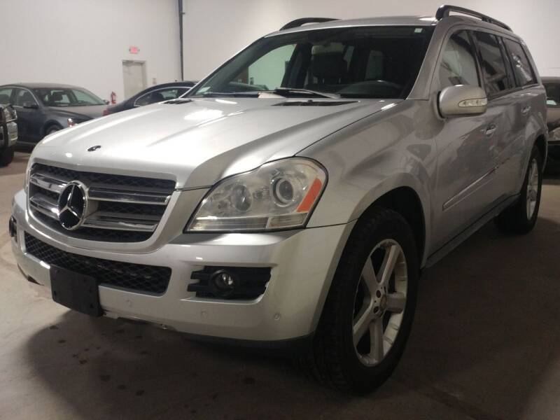 2008 Mercedes-Benz GL-Class for sale at MULTI GROUP AUTOMOTIVE in Doraville GA