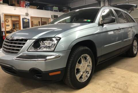 2005 Chrysler Pacifica for sale at Ivyridge Motorcars Inc in Ottsville PA
