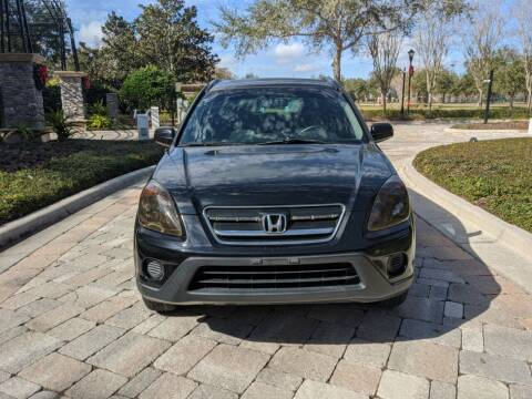 2005 Honda CR-V for sale at M&M and Sons Auto Sales in Lutz FL