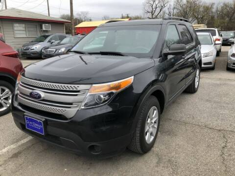 2013 Ford Explorer for sale at Pary's Auto Sales in Garland TX