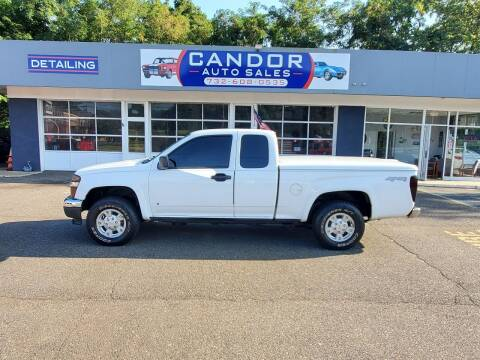 2007 GMC Canyon for sale at CANDOR INC in Toms River NJ
