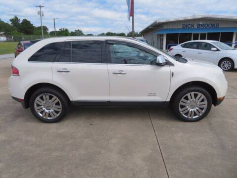 2008 Lincoln MKX for sale at DICK BROOKS PRE-OWNED in Lyman SC