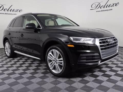 2018 Audi Q5 for sale at DeluxeNJ.com in Linden NJ