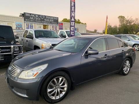 2008 Infiniti G35 for sale at Black Diamond Auto Sales Inc. in Rancho Cordova CA
