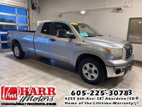 2007 Toyota Tundra for sale at Harr's Redfield Ford in Redfield SD