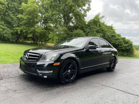 2014 Mercedes-Benz C-Class for sale at Moundbuilders Motor Group in Heath OH